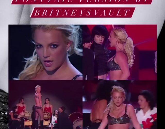New leak: Dress rehearsal of Britney's VMAs 2007 performance!